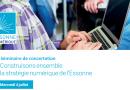 Le 1er séminaire dédié aux usages et services numériques : un franc succès !
