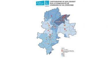 Focus sur la communauté de communes du Val d'Essonne